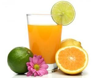 свежевыжатый сок - вкусно и полезно