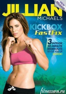 Jillian Michaels Kickbox FastFit