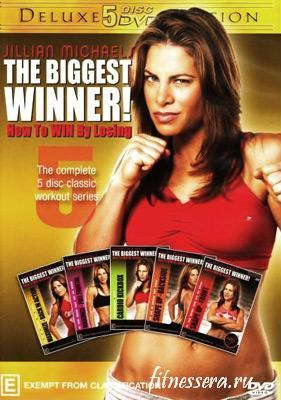 """The Biggest Winner! How to Win by Losing"" Jillian Michaels"