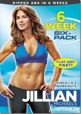 "Jillian Michaels ""6 Week Six-Pack"""