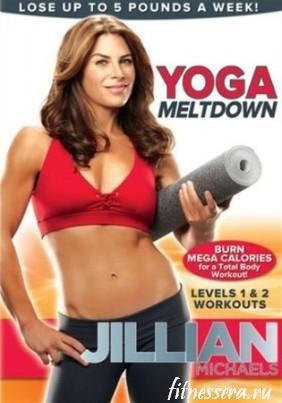 "Jillian Michaels ""Yoga Meltdown"""