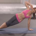 Силовая тренировка с Джиллиан Майклс