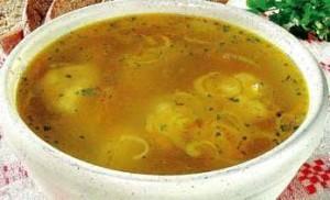 жиросжигающий луковый суп