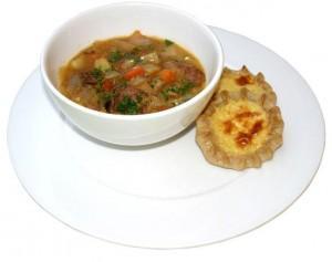Жиросжигающий овощной суп