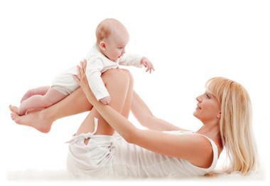 Упражнения После родов с Анитой Луценко