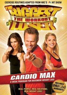 The Biggest Loser Cardio Max с Джиллиан Майклс и Бобом Харпером