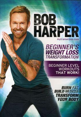 bob harper beginner's weight loss transformation