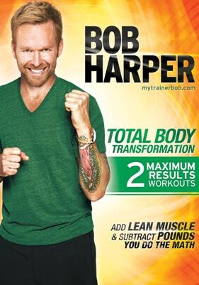 bob harper total body transformation workout