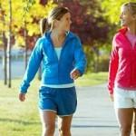 1 миля с Лесли Сансон