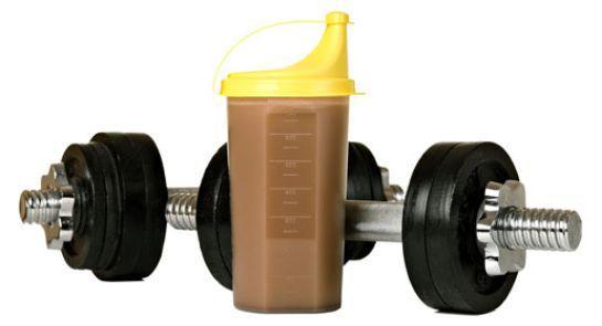 Коктейль для мышц
