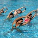 Акваэробика, видео уроки для похудения
