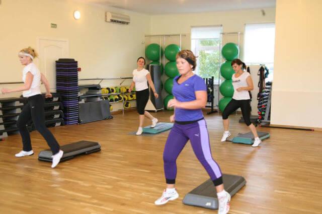 фитнес программа для похудения для девушек видео