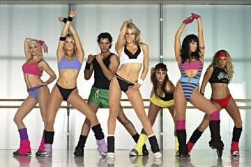 Скачать танцевальная аэробика для похудения