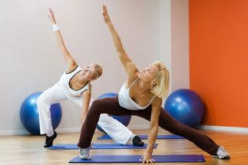 Фитнес шейпинг упражнения на похудение