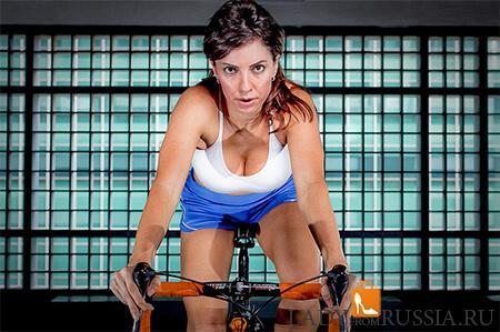 велотренажерная тренировка
