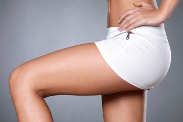 Физические упражнения для ягодиц и бедер