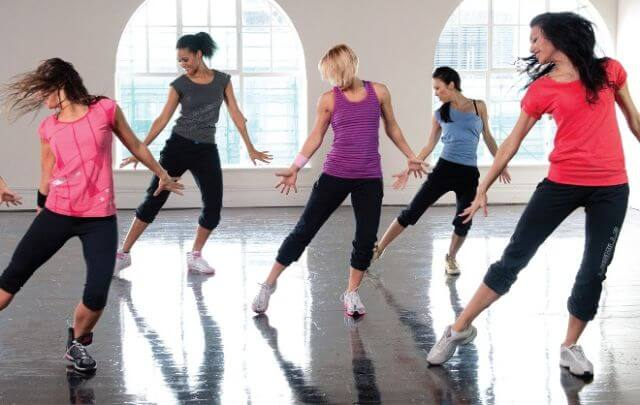 3 dance workout