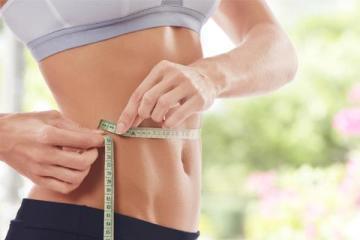 трейси андерсон убрать жир с живота быстро