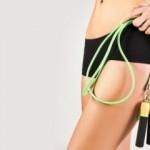 Скакалка — лучший помощник в похудении