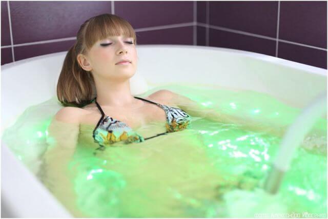Лучшие антицеллюлитные ванны в домашних условиях