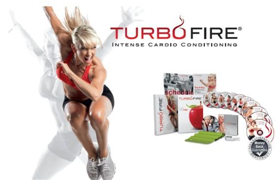 Turbofire - с Шалин Джонсон