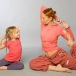Фитнес для детей и взрослых