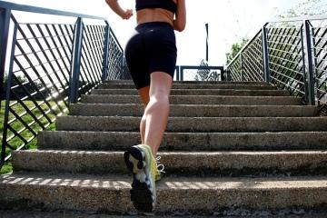 Правила бега для похудения для начинающих