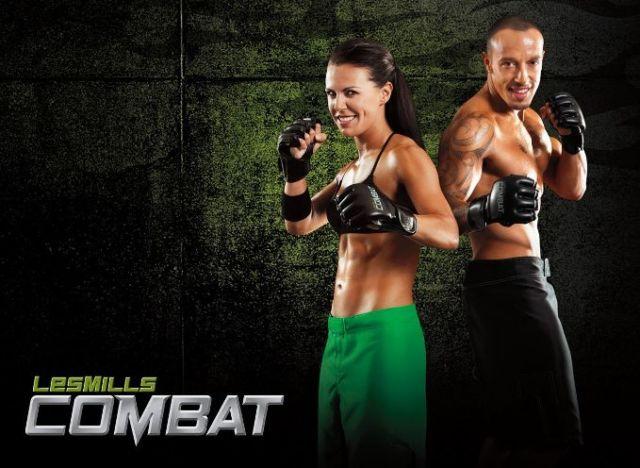 Combat - Лесс Миллс онлайн