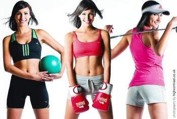 Программа тренировок для девушек дома