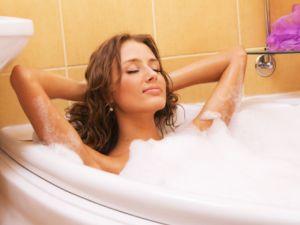 Снимет ли ванна боль в мышцах