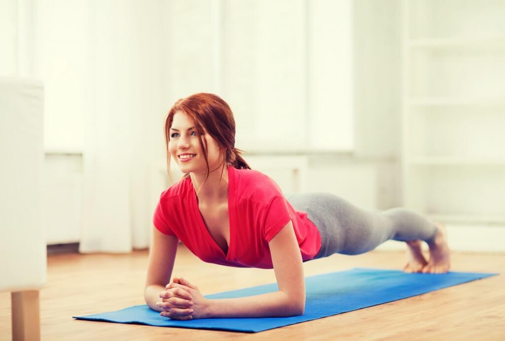 Комплекс упражнений для похудения всего тела в домашних условиях