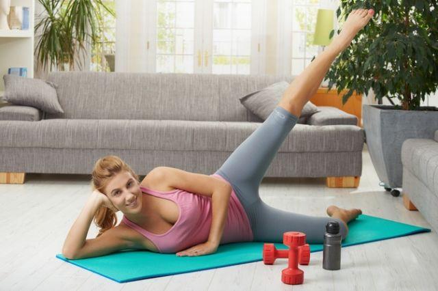 зарядка для ускорения метаболизма