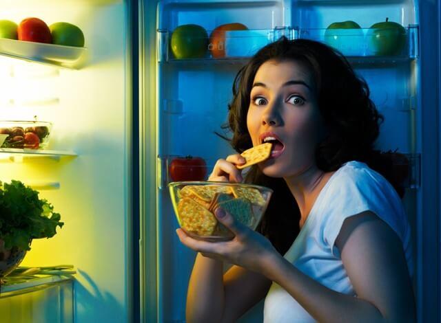 учимся, как сбивать аппетит