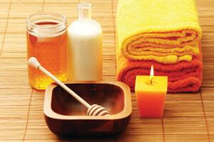 Медовое обертывание в домашних условиях рецепт