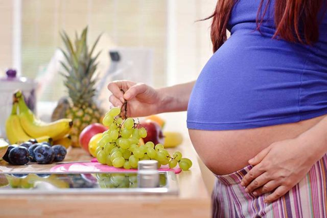 Что вы едите беременные 68