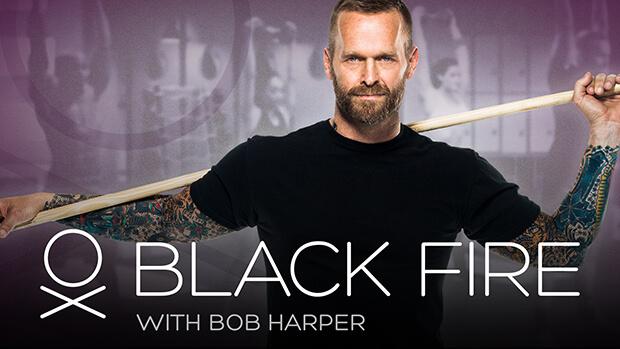 Black Fire Bob Harper тренировка видео