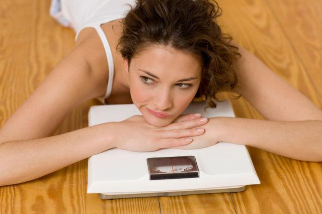 стоит вес при правильном питании