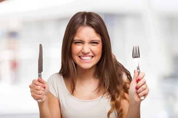 избавиться от чувства голода