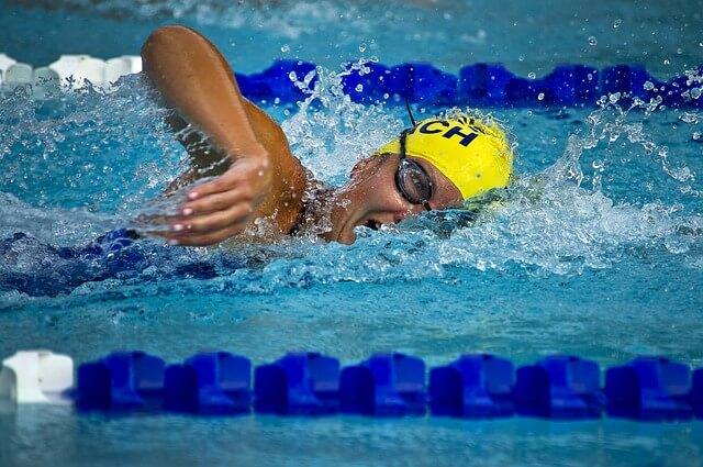 стиль для плавания для похудения