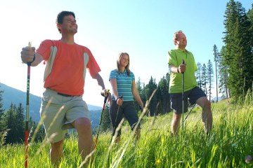 Расход калорий при ходьбе пешком за час и за 10000 шагов