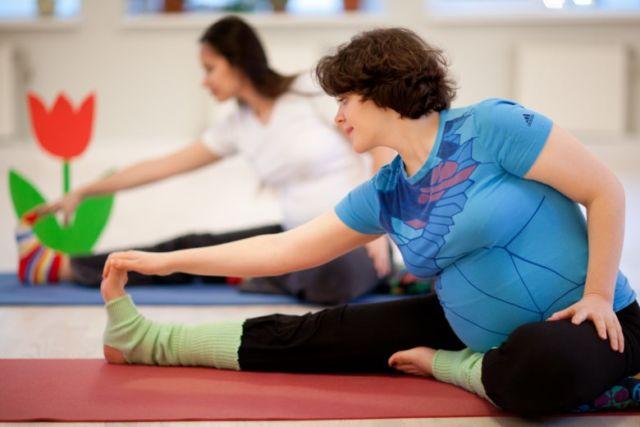 йога для беременных 1 триместр