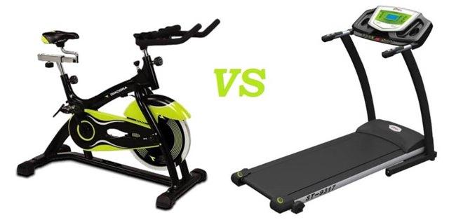Что лучше - беговая дорожка или велотренажер?