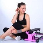 Что такое тренажер степпер: какие мышцы тренирует и для чего нужен?