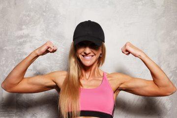 Упражнения для задней поверхности рук