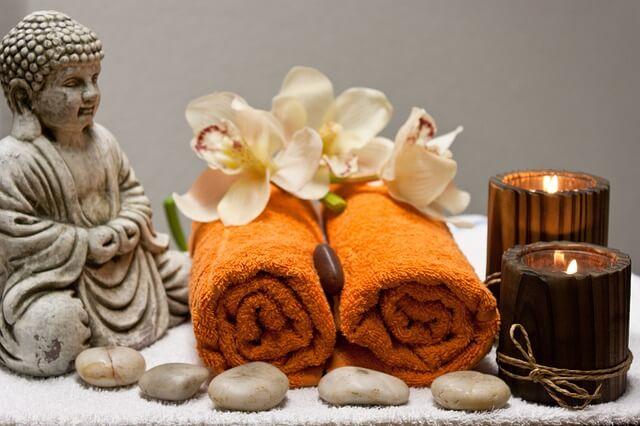 похудение живота и боков с помощью массажа