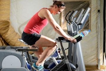 Как заниматься на велотренажере чтобы похудеть мужчине