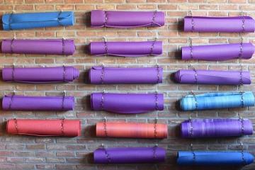 Как выбрать коврик для фитнеса для дома