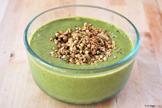 готовить зеленую гречку правильно