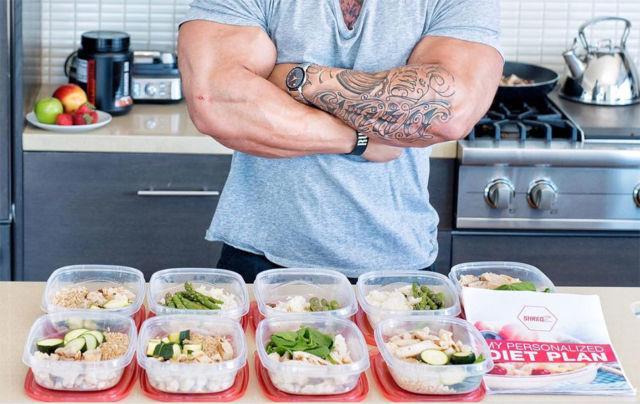 диета буч меню на каждый день