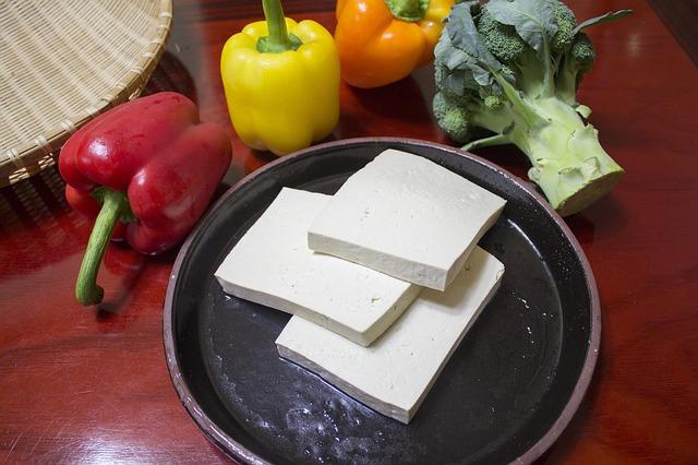 тофу сыр